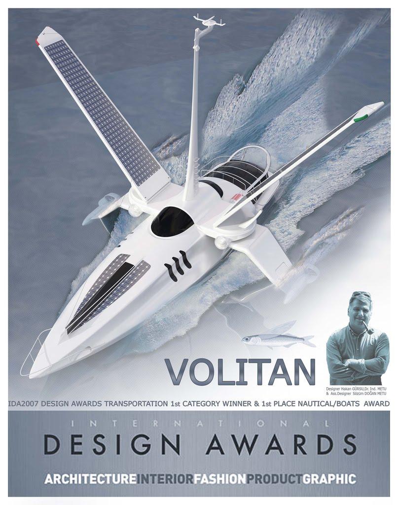 Volitan дизайнер