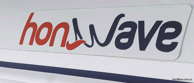 Логотип HonWave